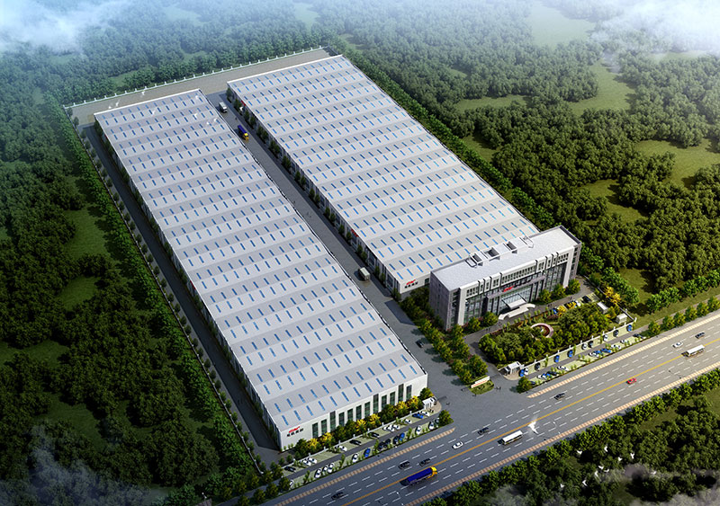 GN new factory